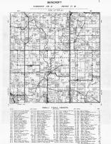 Bancroft Township, Freeborn County 1965